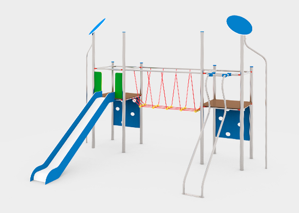 Playground equipment Fly Line