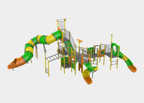 Playground equipment Adventure Line
