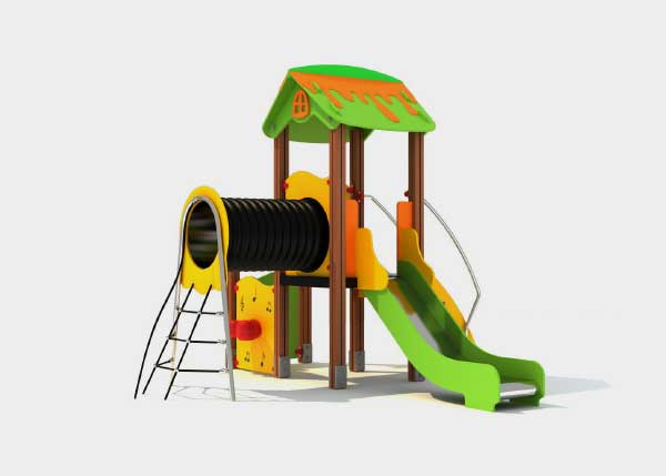 Playground equipment Lúdic Line