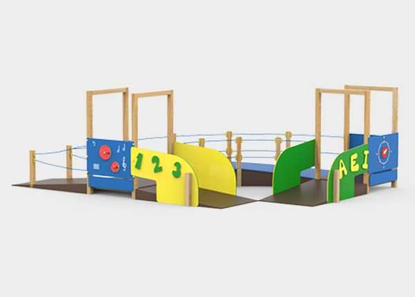 Playground equipment Inclusive Games