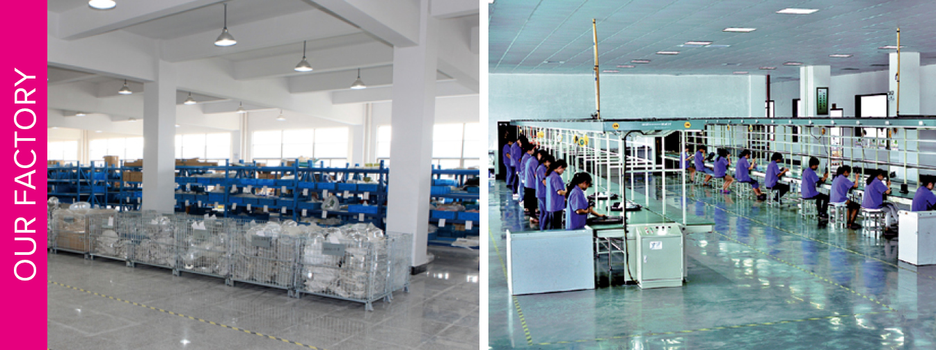 Know our factory